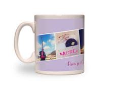 11oz White Photo Mug